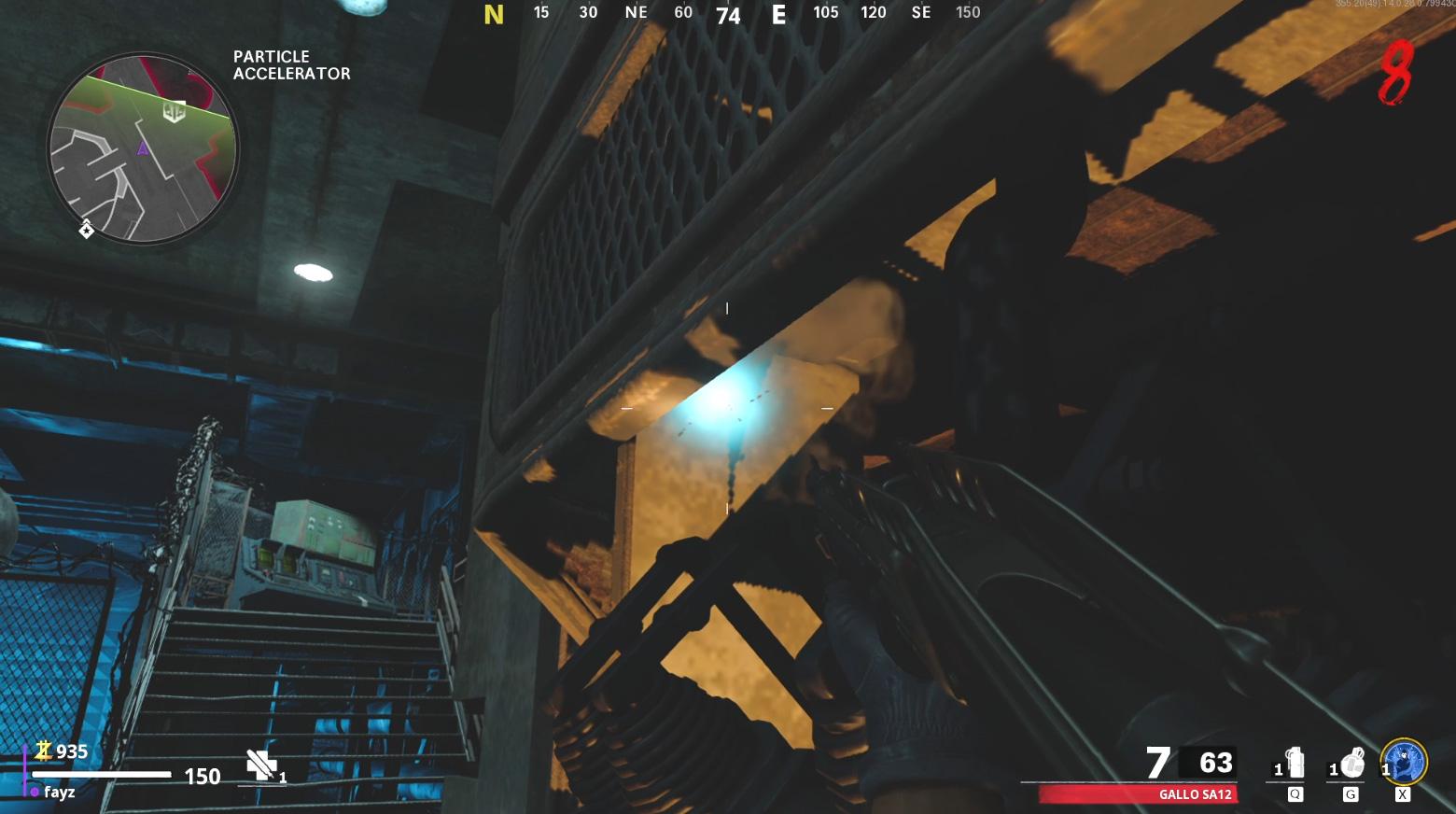 Comment obtenir le pistolet à rayons dans Black Ops Cold War Zombies (Easter Egg) - Orb 2