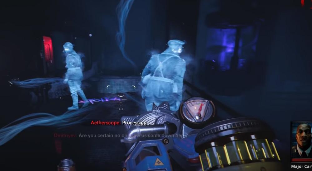 Comment engendrer le boss final dans Die Maschine - Anomalie éthérée à Med Bay