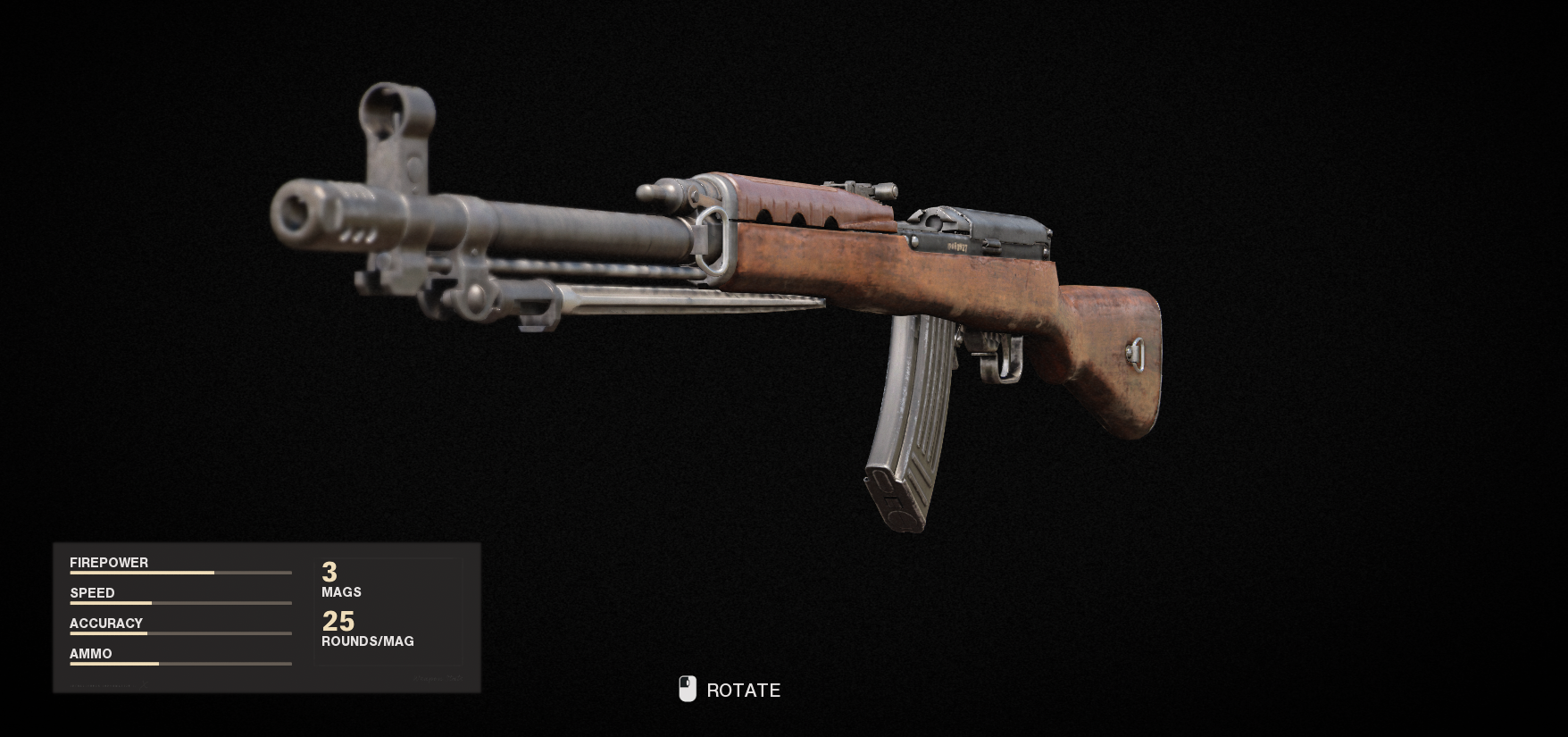 Armes de guerre froide Call of Duty Black Ops - Type 63
