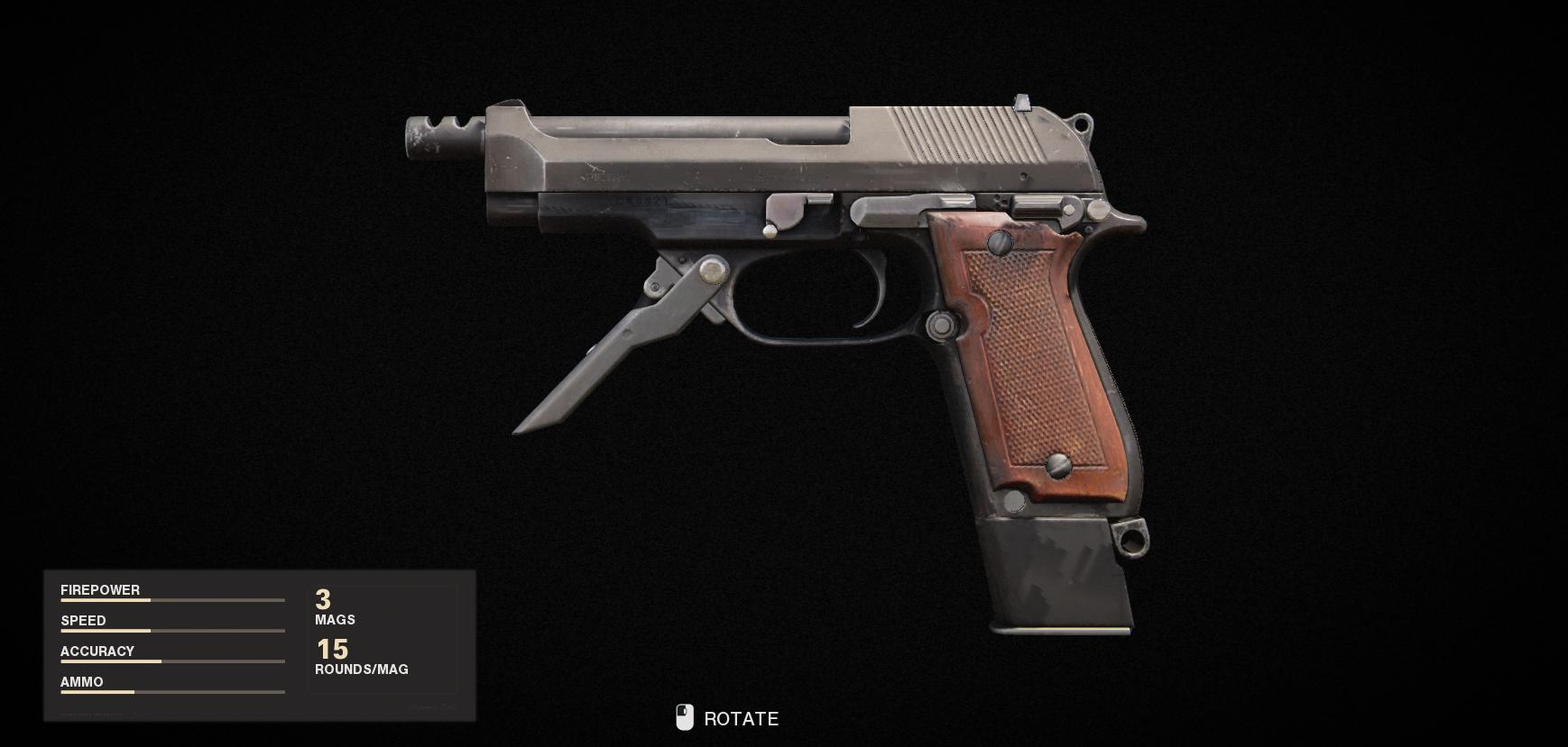 Armes de la guerre froide Call of Duty Black Ops - Diamatti
