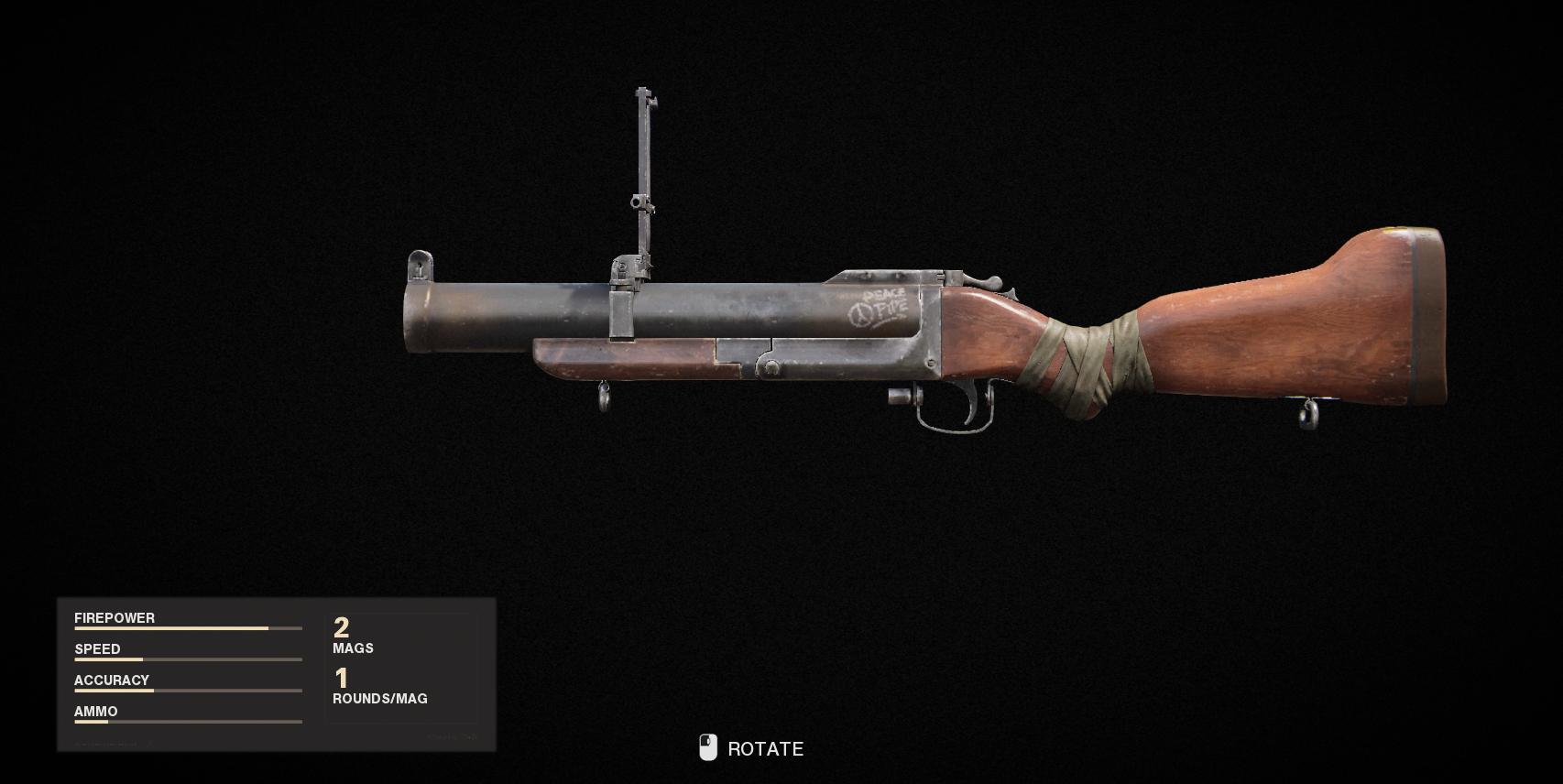 Armes de la guerre froide Call of Duty Black Ops - M79