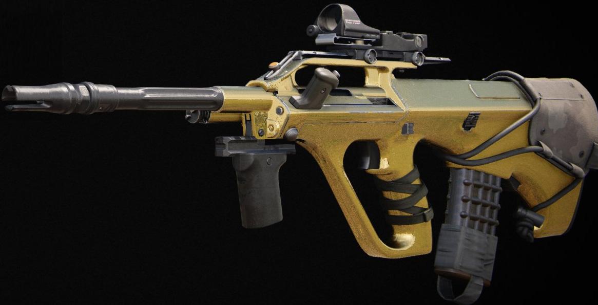 Call of Duty: Meilleures configurations à utiliser dans le multijoueur Black Ops de la guerre froide - AUG