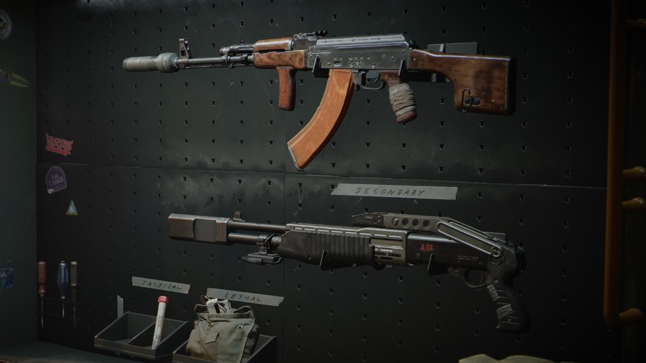 Call of Duty: toutes les armes de la guerre froide Black Ops