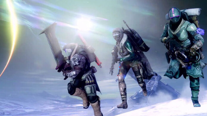 Destiny 2: Deep Stone Crypt World First Race Leaderboards