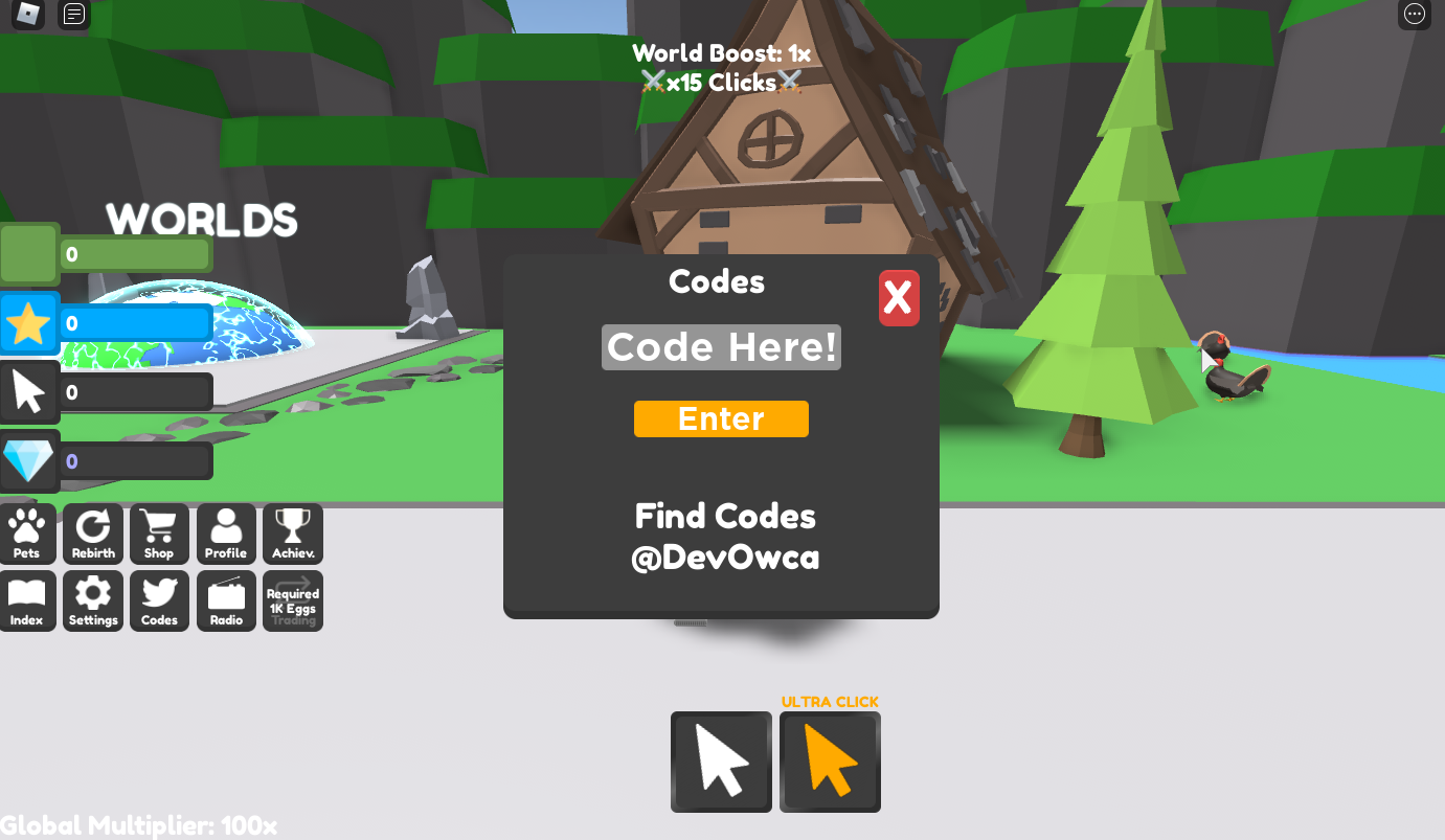 Comment utiliser les codes Roblox Tapping Legends