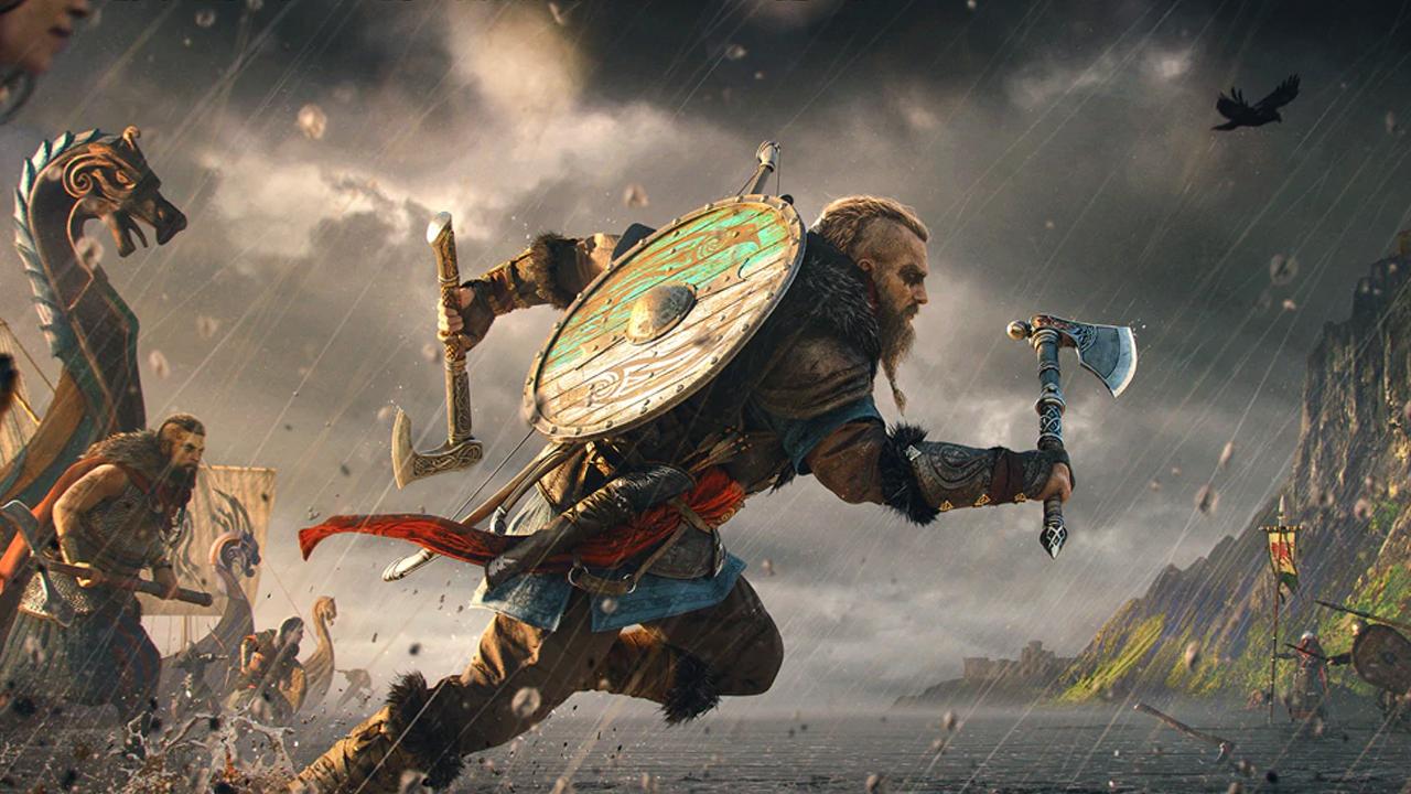 Commandes numériques Assassin's Creed Valhalla en attente de livraison