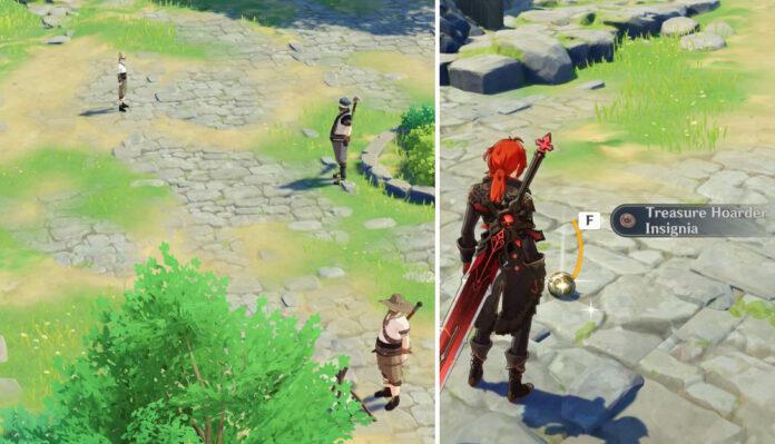 Comment cultiver des insignes de trésorier dans Genshin Impact