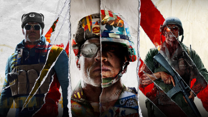 How does Split-Screen Co-op work in Call of Duty Cold War Campaign, Multiplayer, and Zombies