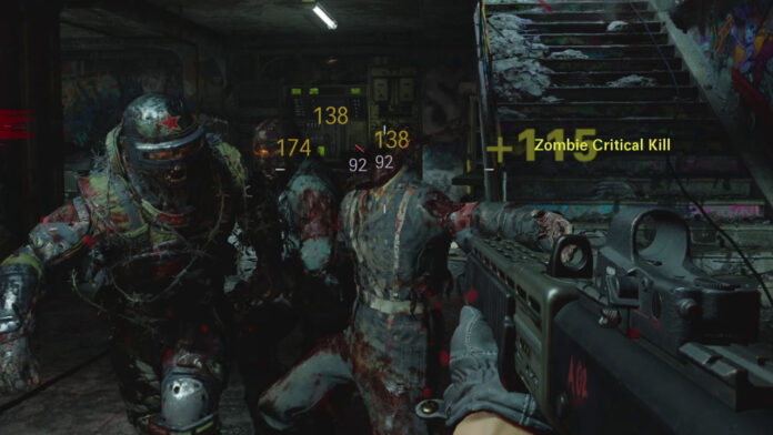 How to turn on the power in Call of Duty Cold War Zombies