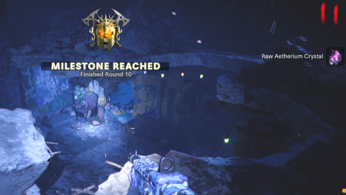 How to get Aetherium Crystals in Black Ops Cold War Zombies