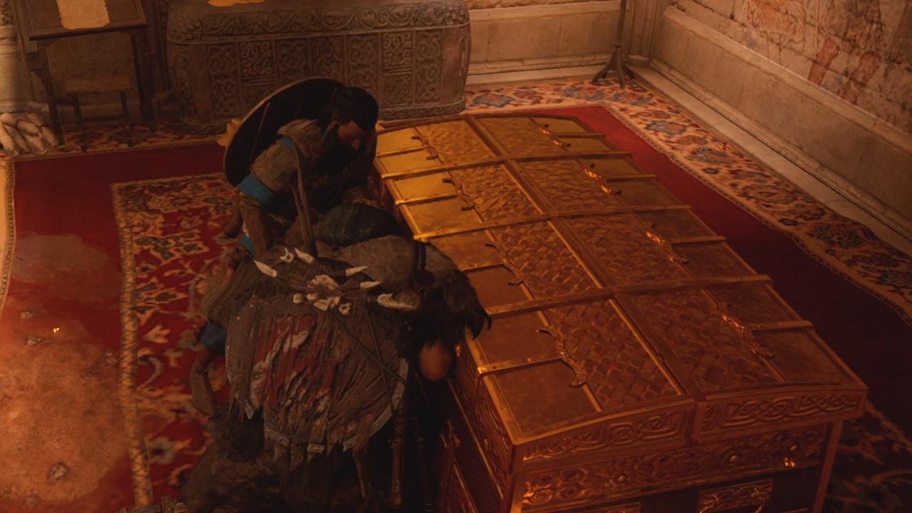 Comment obtenir la richesse sous le monastère de Sudwella dans Assassin's Creed Valhalla