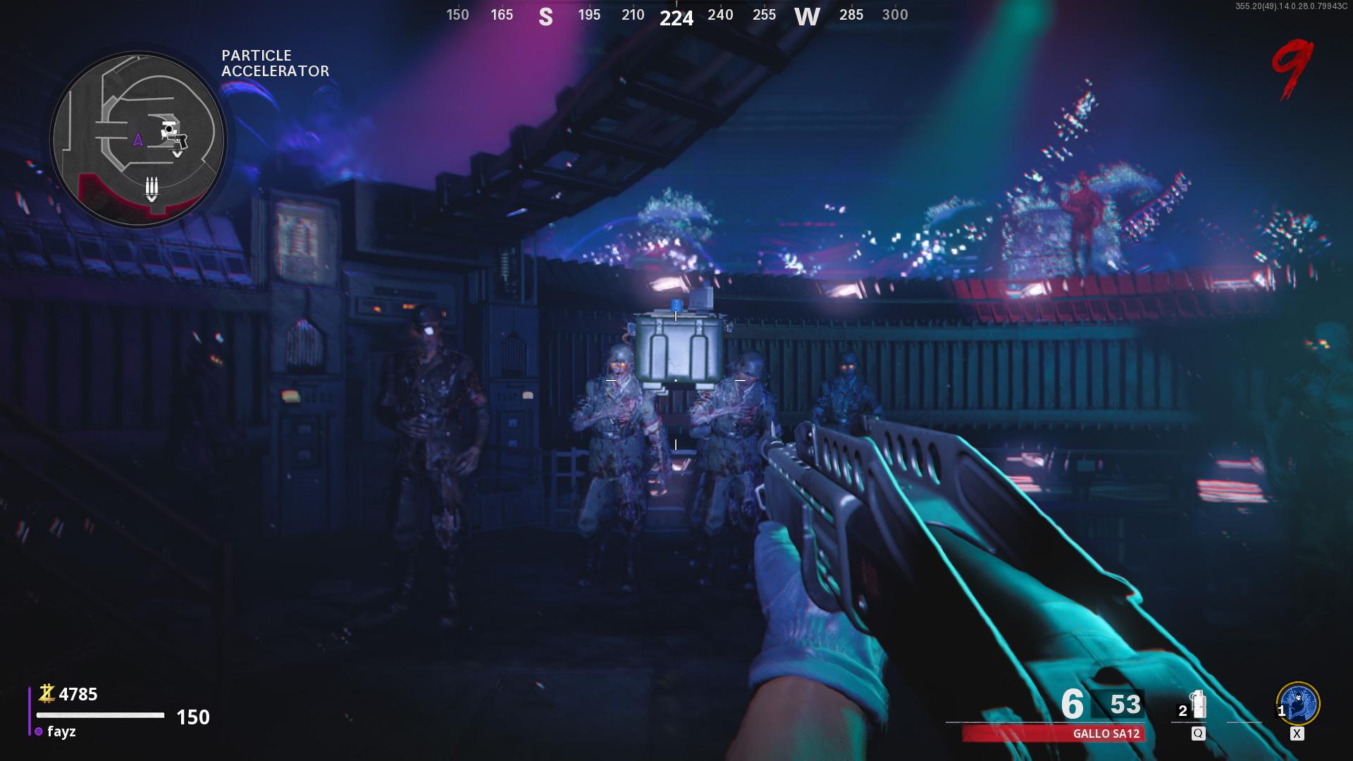 Comment obtenir le pistolet à rayons dans Black Ops Cold War Zombies (Easter Egg)