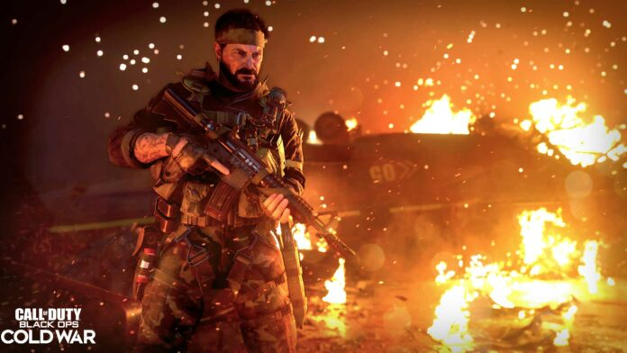 How to fix low framerates on PS5 in Black Ops Cold War