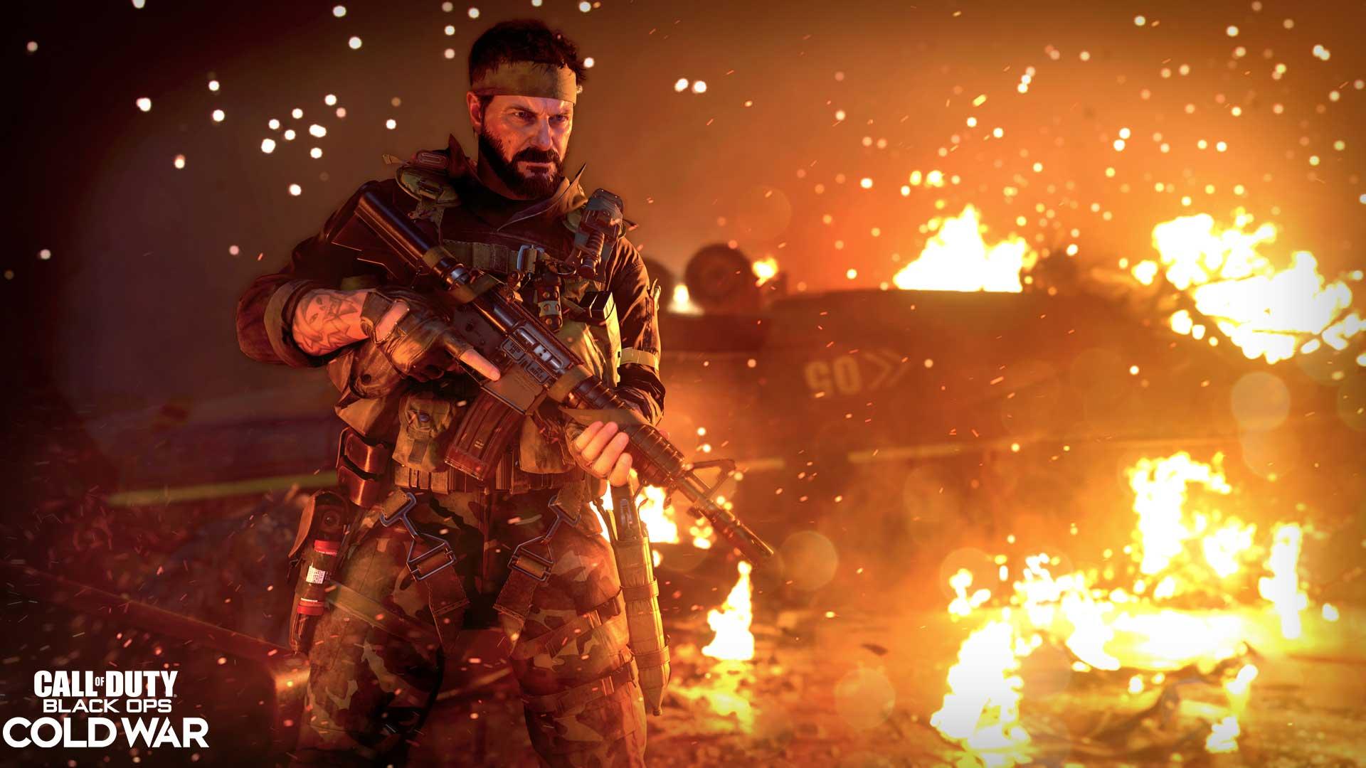 Comment réparer les faibles fréquences d'images sur PS5 dans Black Ops Cold War