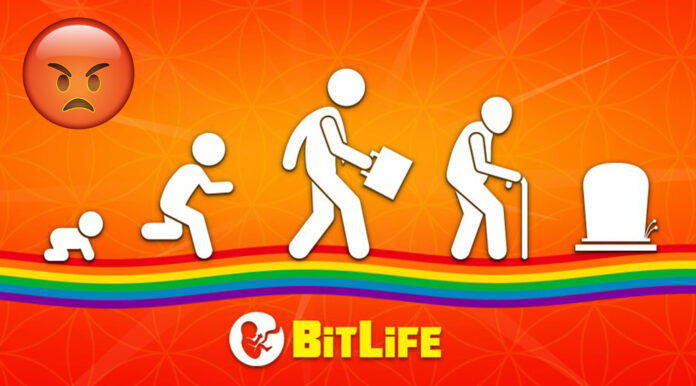 How to make enemies in BitLife