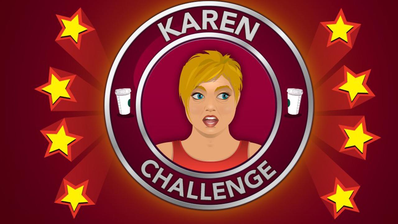 Comment terminer le défi Karen dans BitLife