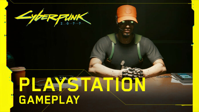 Cyberpunk 2077 Reveals PS5 and PS4 Pro Gameplay Footage