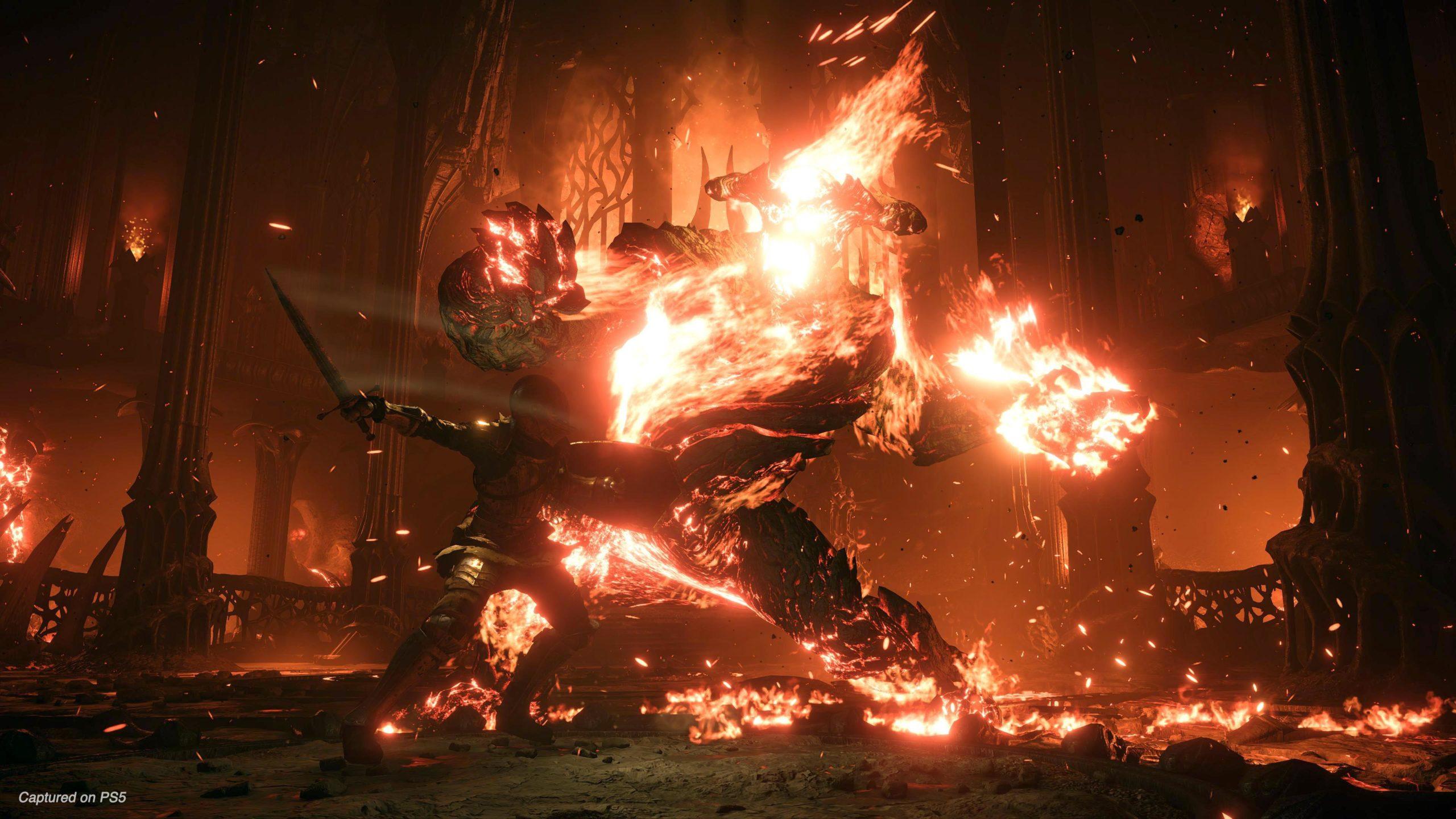 Demon's Souls Remake arrive-t-il sur PC?