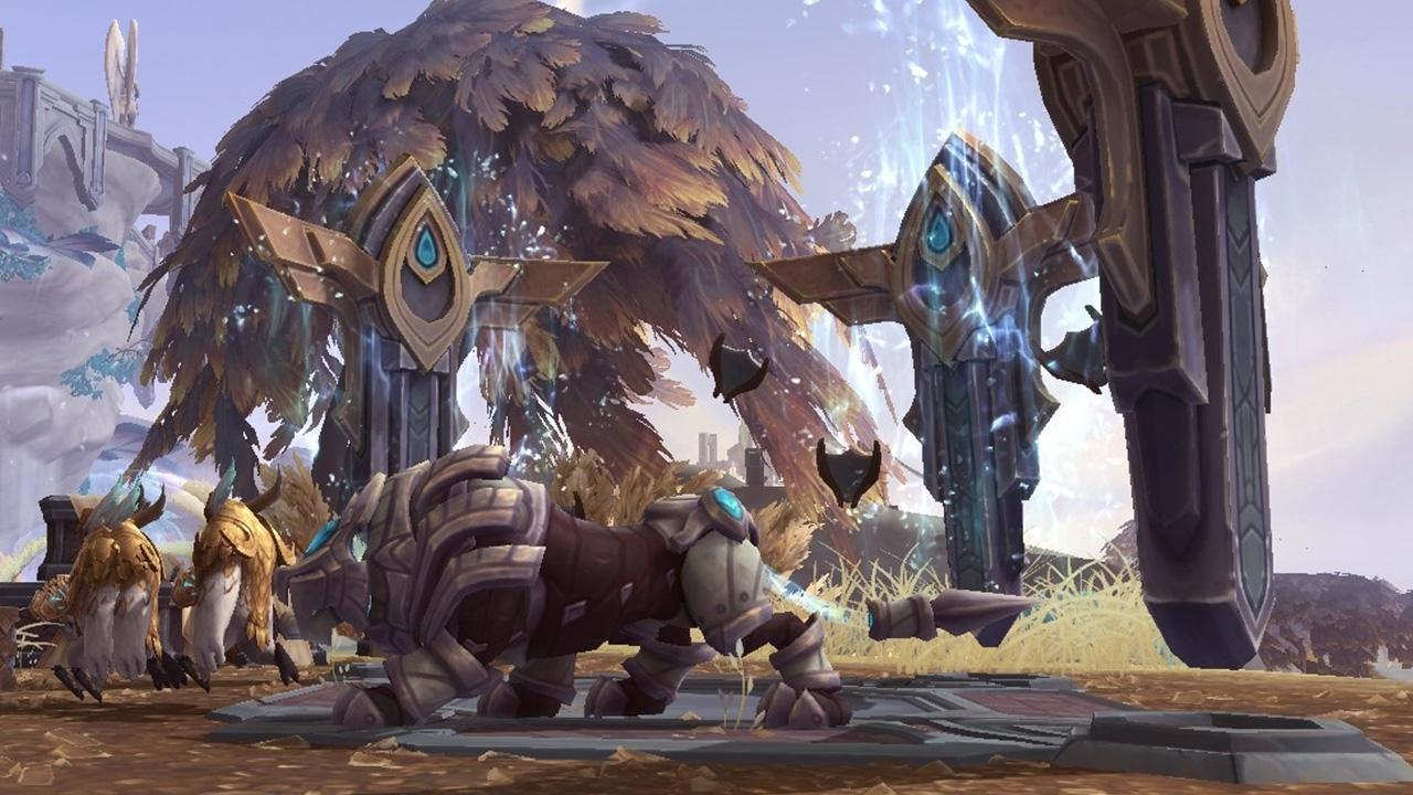 Shadowlands: Devez-vous choisir Phalynx ou Larion dans Pride or Unit?