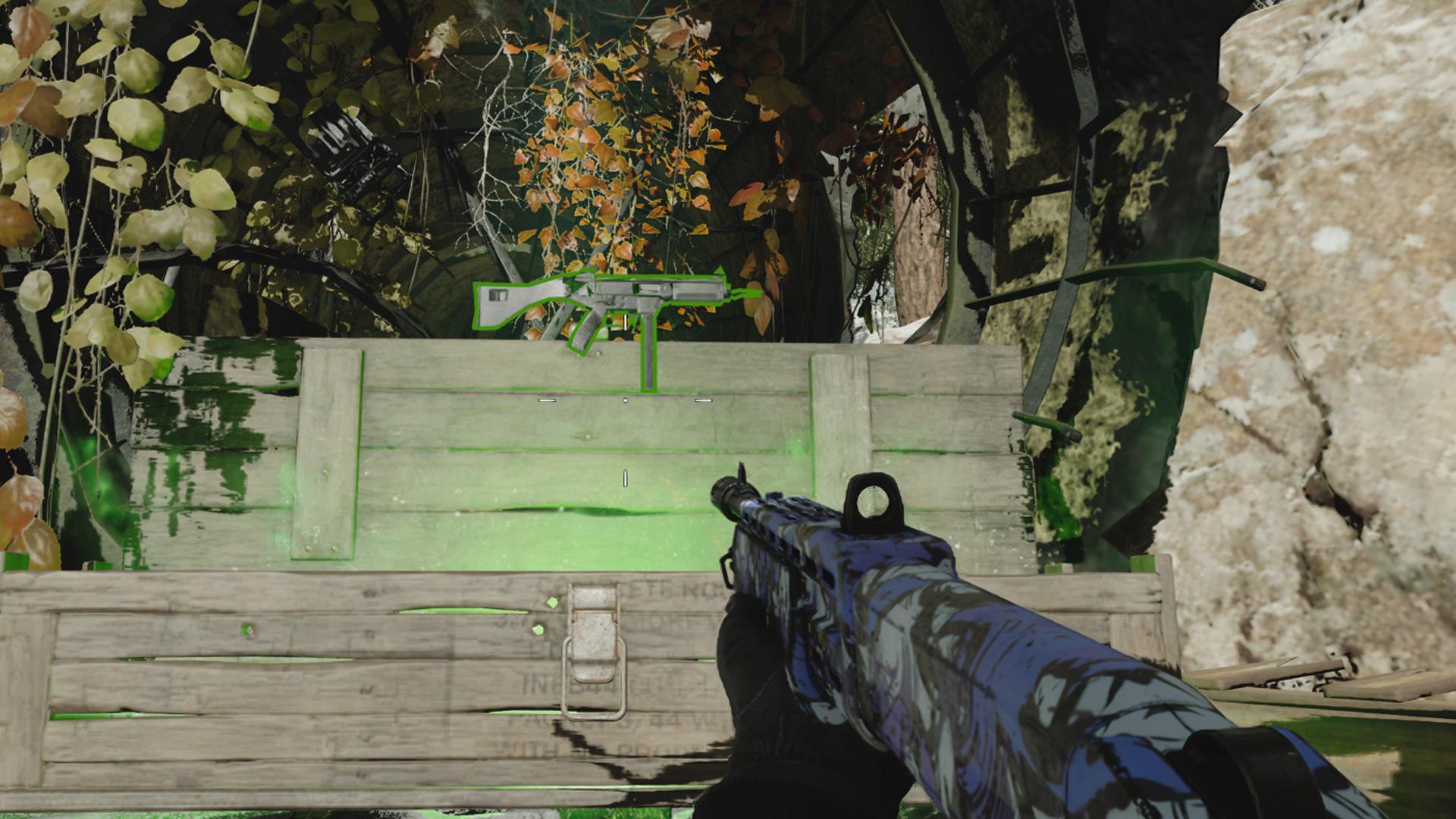 Call of Duty: Emplacements des boîtes mystères dans les zombies de la guerre froide Black Ops