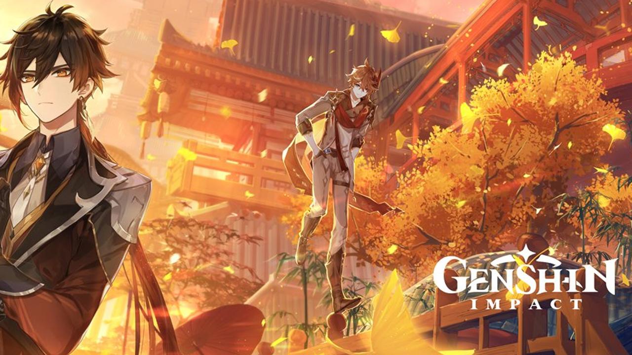 Genshin Impact Update 1.2: Fuites de personnages, nouvel équipement et plus