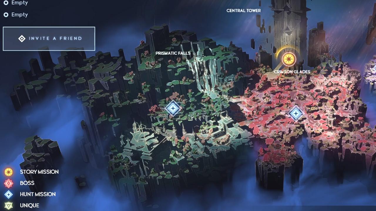 Godfall propose-t-il une coopération et un écran partagé?