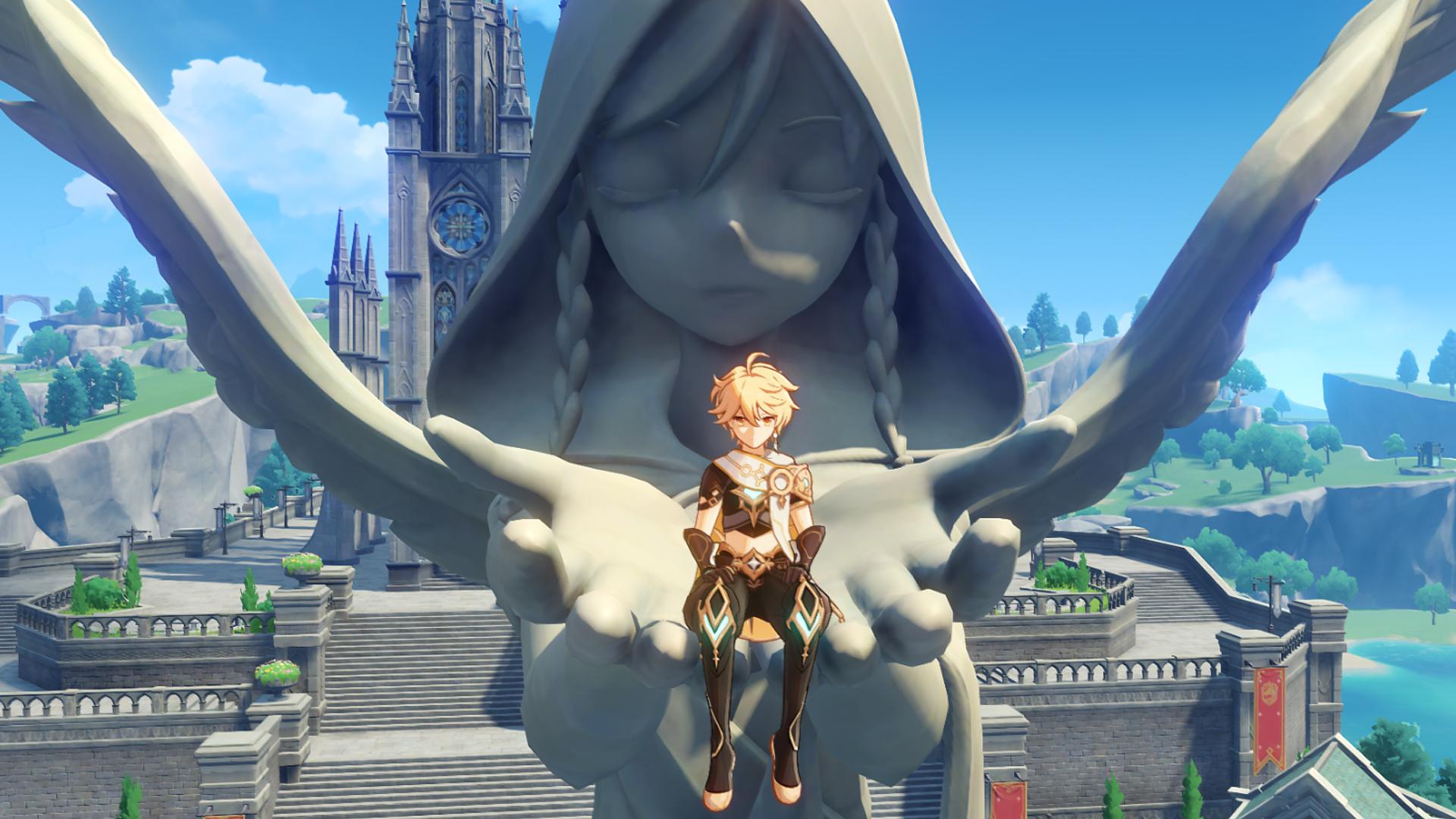 Meilleur personnage principal Anemo Build dans Genshin Impact