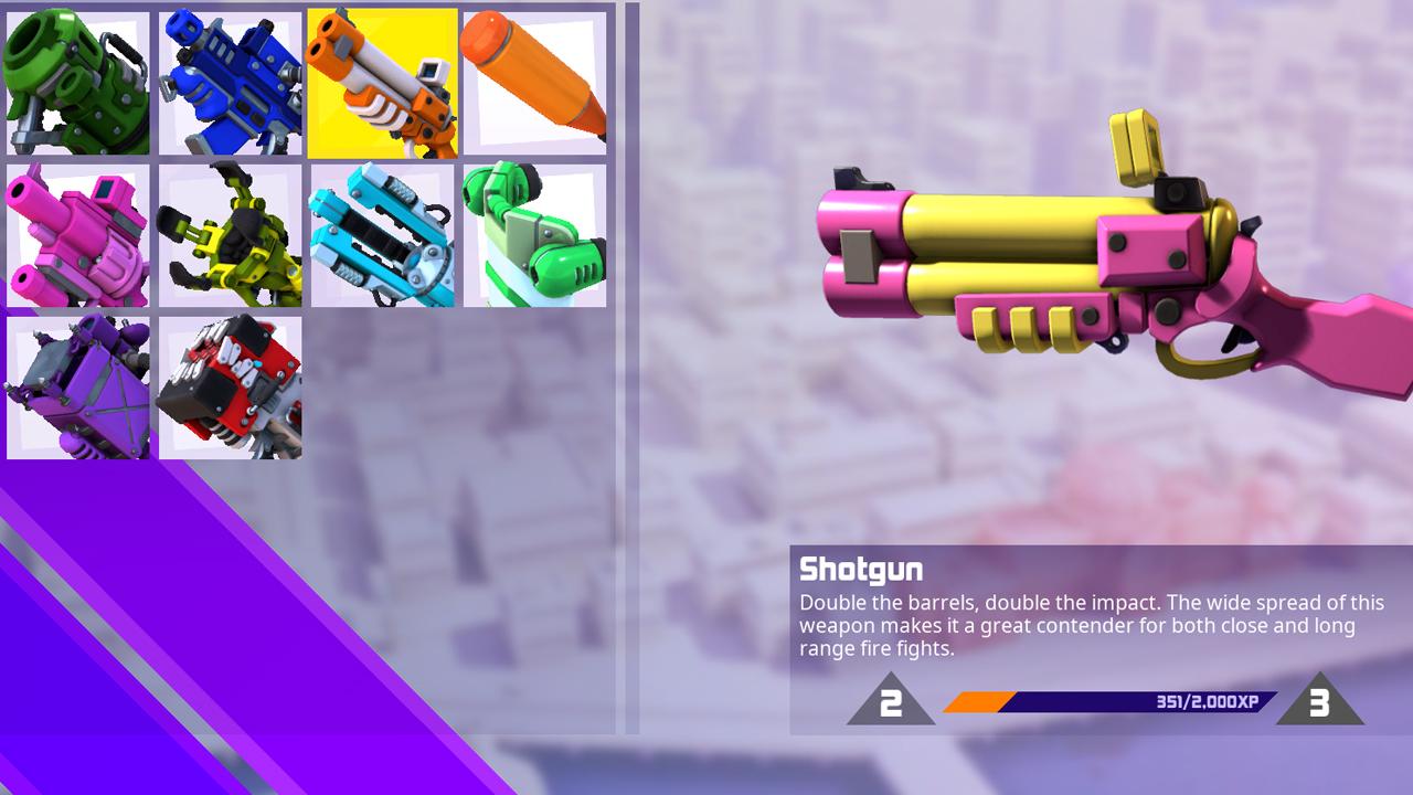Meilleures armes dans Worms Rumble