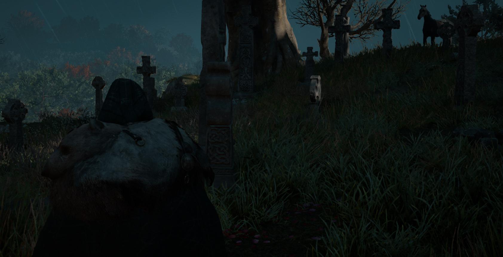 Où trouver Nightshade dans Assassin's Creed Valhalla