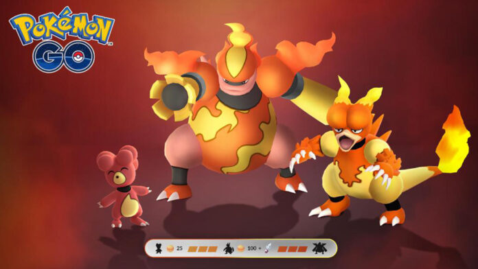 Pokemon GO: No Match for Magmar Research Tasks and Rewards