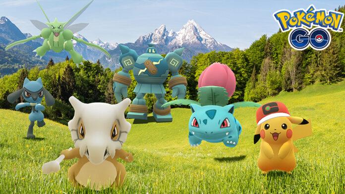 Pokemon GO Animation Week 2020 Research Tasks and Rewards