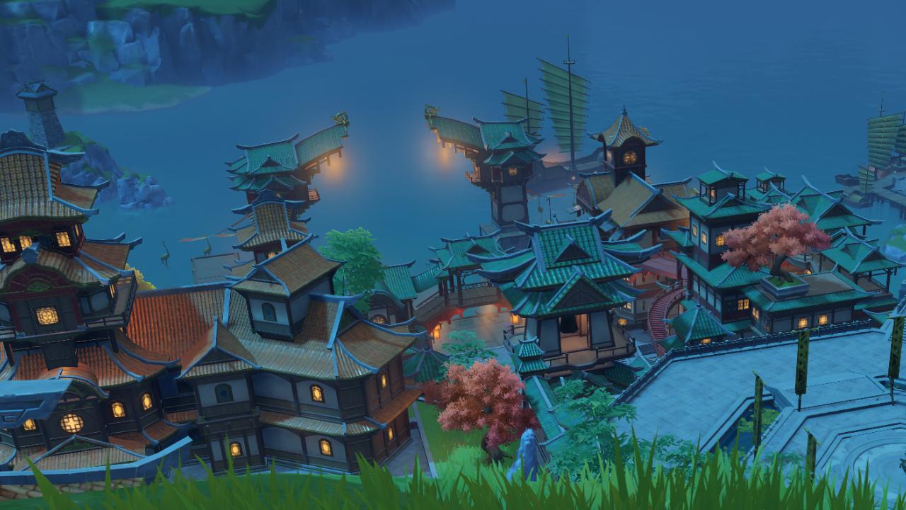 Quel est le système de réputation de la ville dans Genshin Impact?