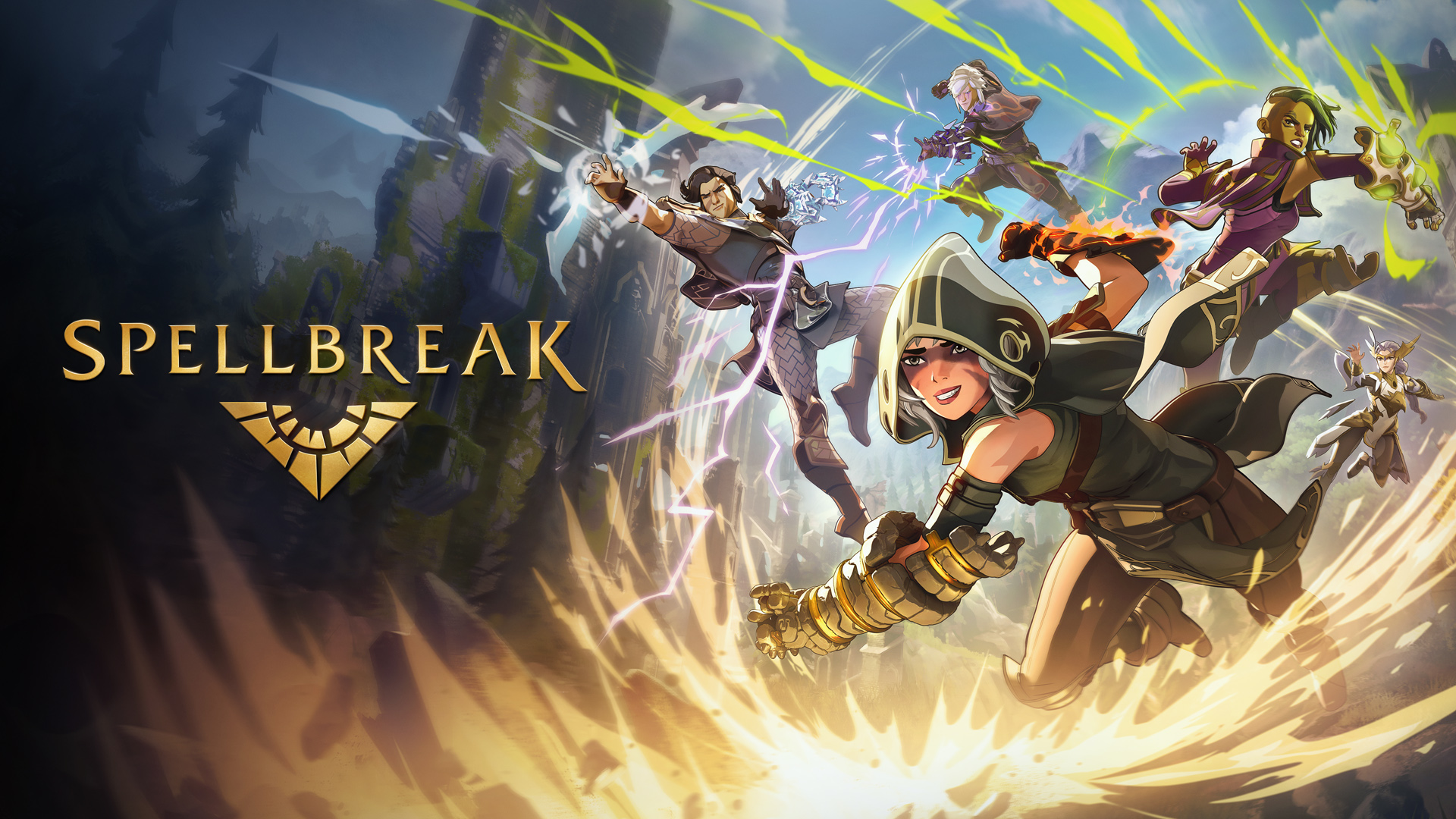 Revue Spellbreak (PC)
