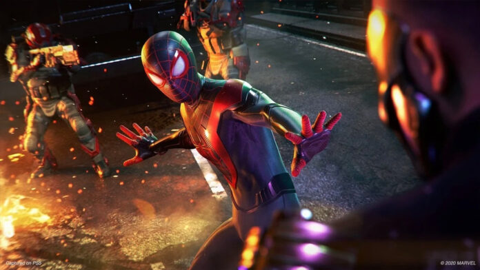 Does Spider-Man Miles Morales have Cross-Save and Cross-Gen?