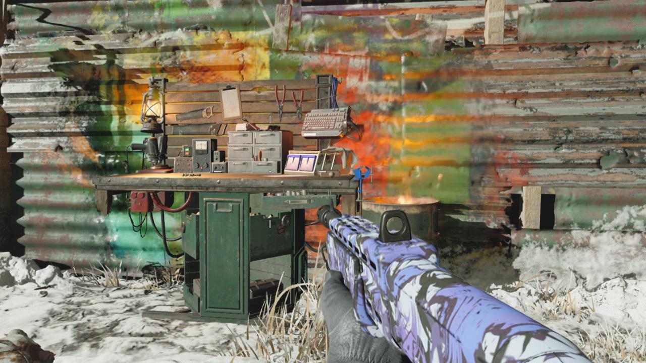 Call of Duty: tous les objets de table d'artisanat dans les zombies de la guerre froide Black Ops