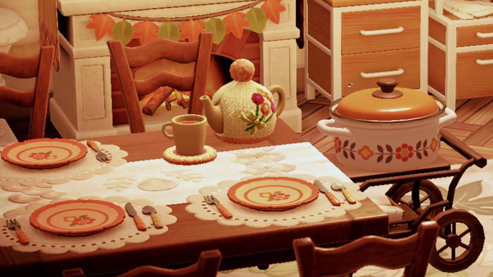 Animal Crossing New Horizons: toutes les recettes et articles de bricolage de la journée de la Turquie