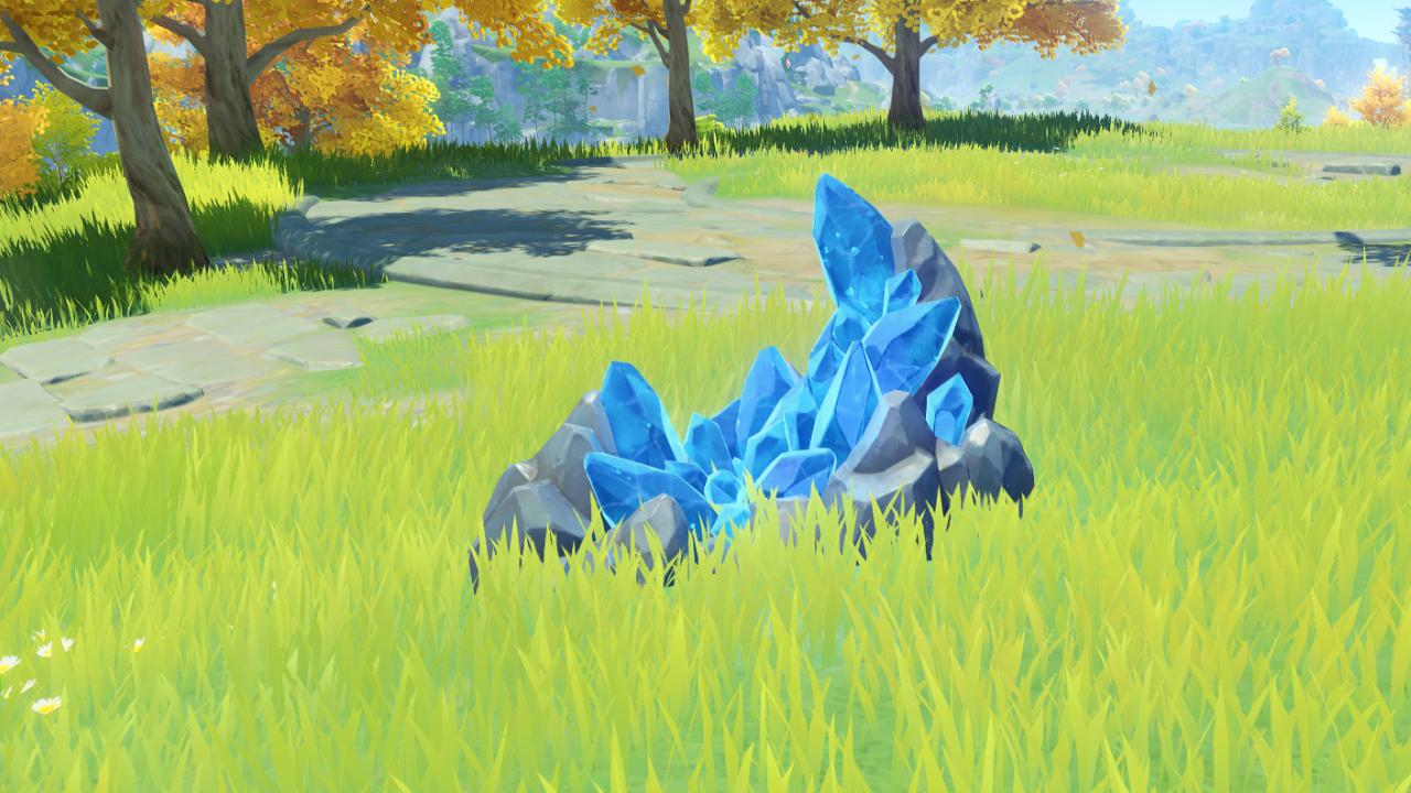 Toutes les zones de frappe de météorite dans Genshin Impact: Star of Deceitful Dreams