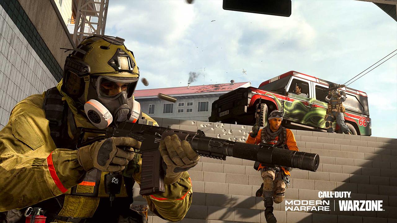 Une autre mise à jour massive de Call of Duty Modern Warfare est disponible