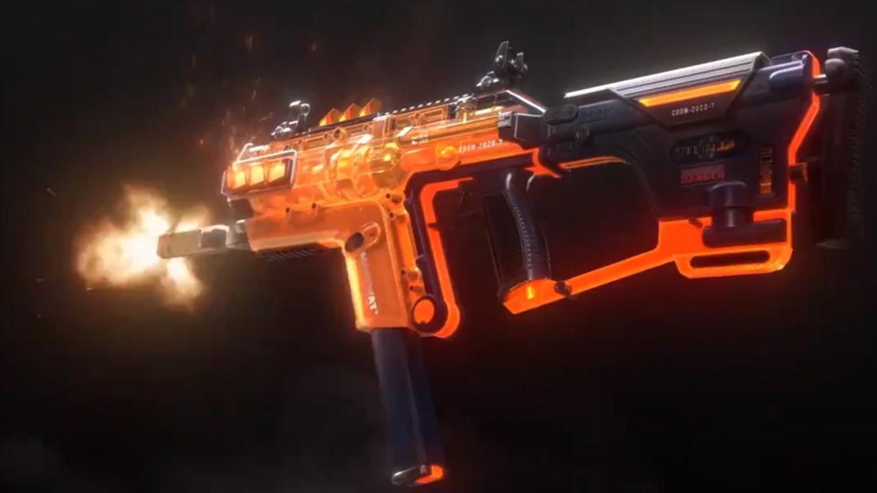 Une nouvelle arme mythique arrive sur Call of Duty Mobile: Fennec - Ascended