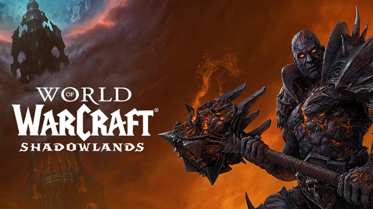 World of Warcraft Shadowlands bloqué dans la récupération de la liste des royaumes