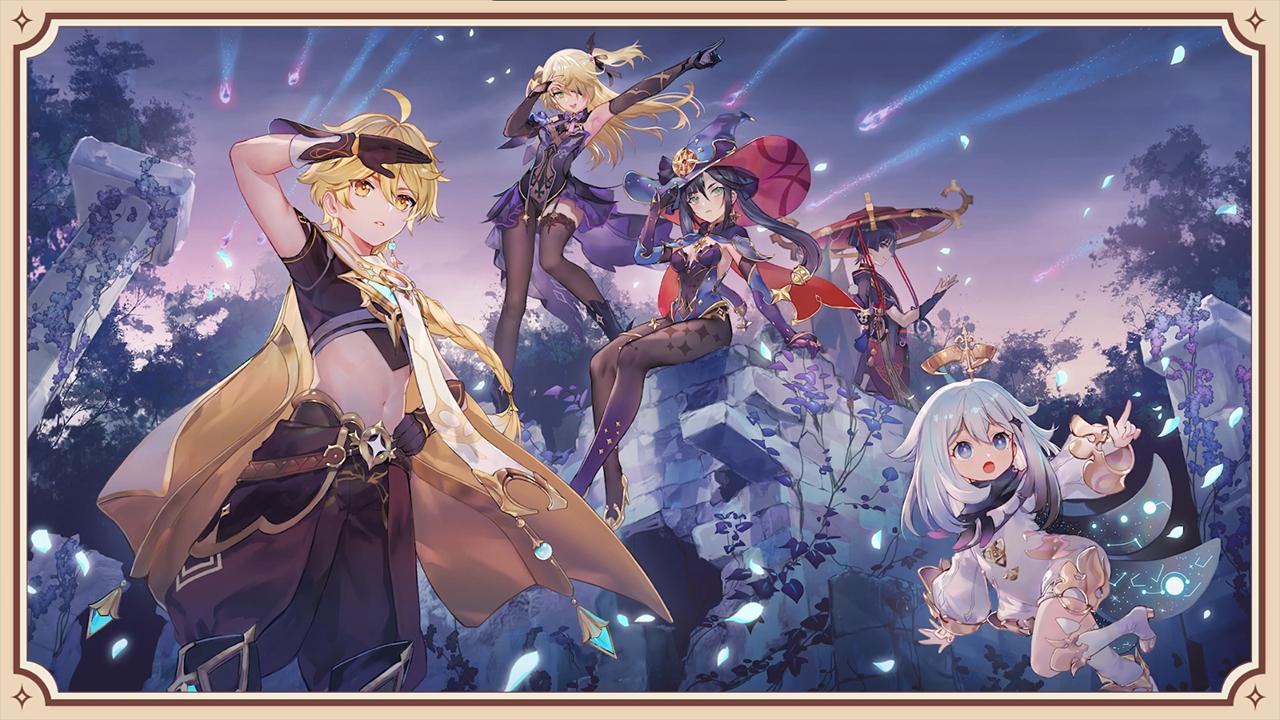 Mise à jour de Genshin Impact 1.1: nouveaux personnages, objets et quêtes