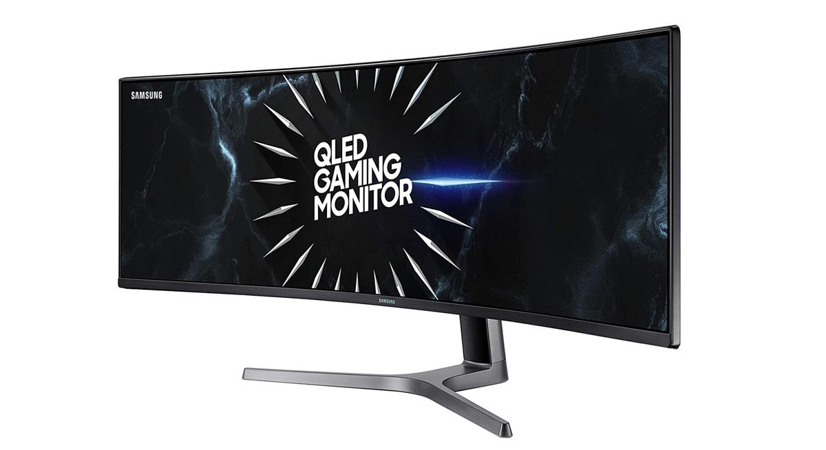 Les 5 meilleures offres du Cyber Monday pour les joueurs - Samsung 49 pouces