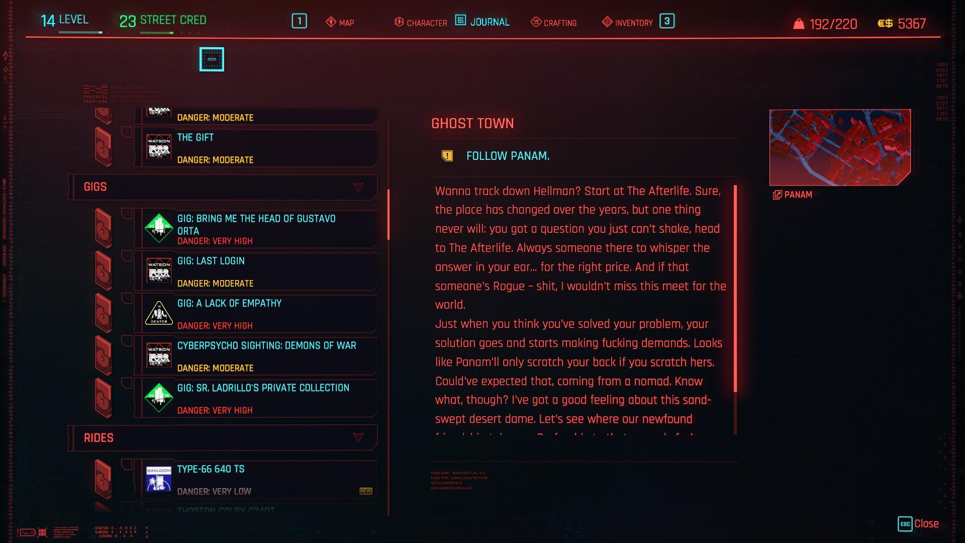 Meilleures façons de gagner de l'argent dans Cyberpunk 2077 - Side Gigs