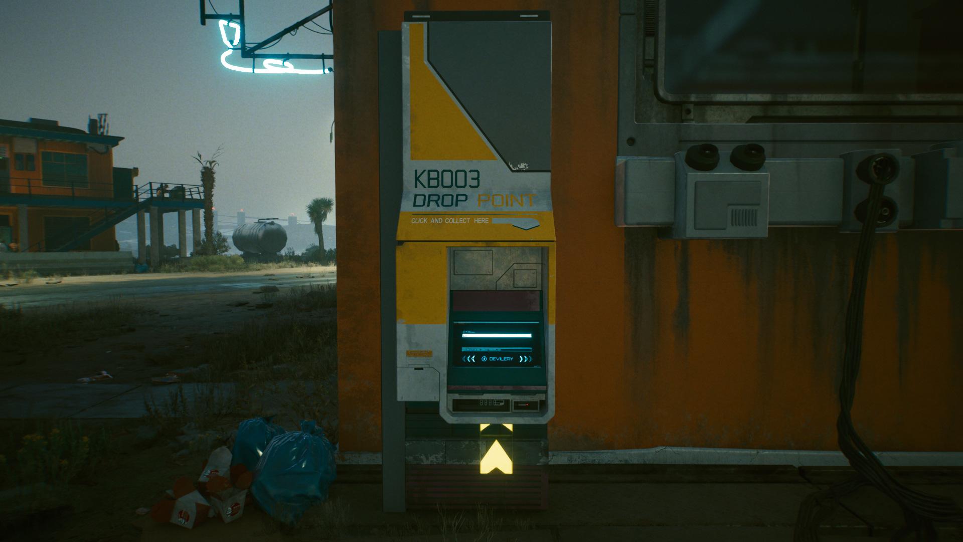 Meilleures façons de gagner de l'argent dans Cyberpunk 2077 - Vendre des objets