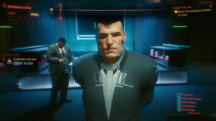 J'ai combattu la loi Braindance Guide pour Cyberpunk 2077