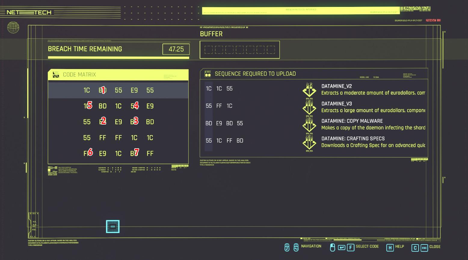 Comment décrypter le livre des sorts dans Cyberpunk 2077