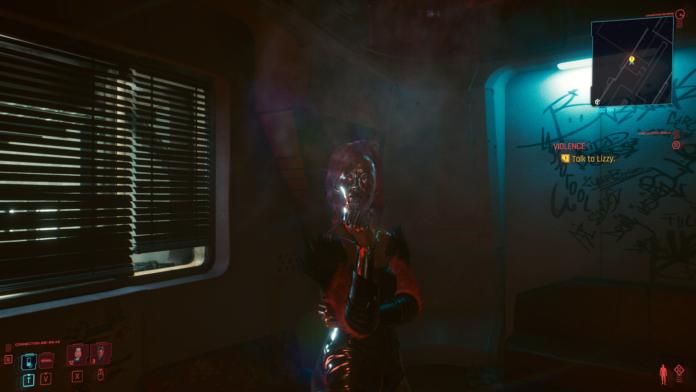 Comment trouver la preuve de la trahison de Liam pour la violence dans Cyberpunk 2077