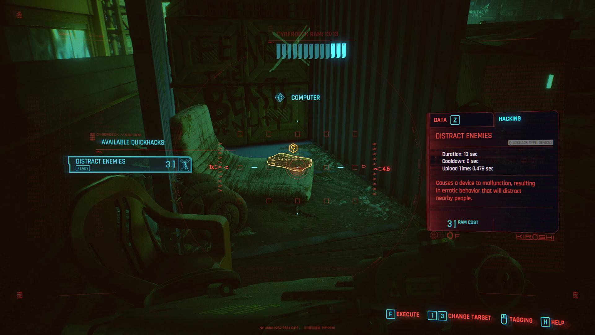 Cyberpsycho Démons de guerre 01