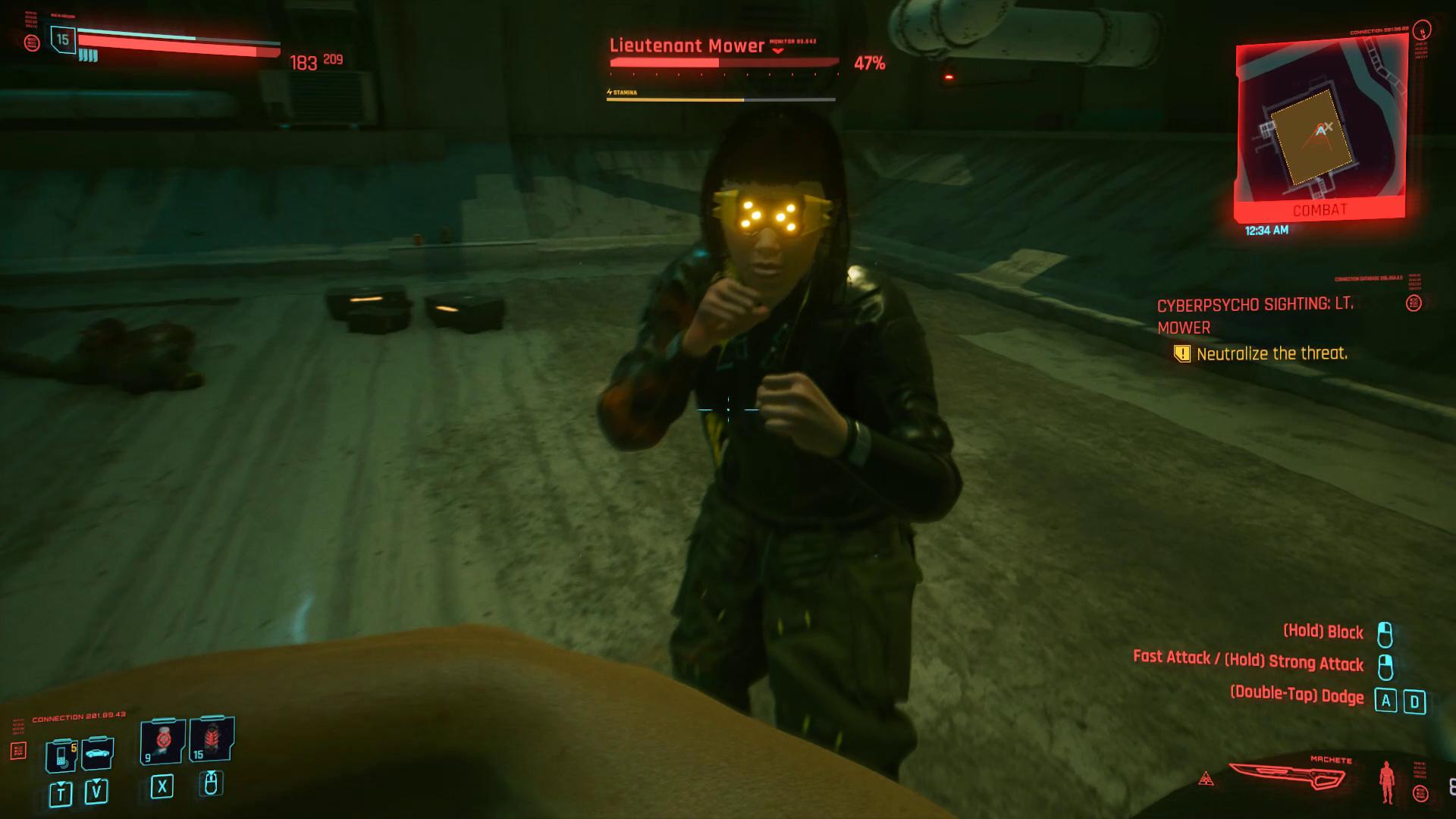 Tondeuse Cyberpsycho Lt 01