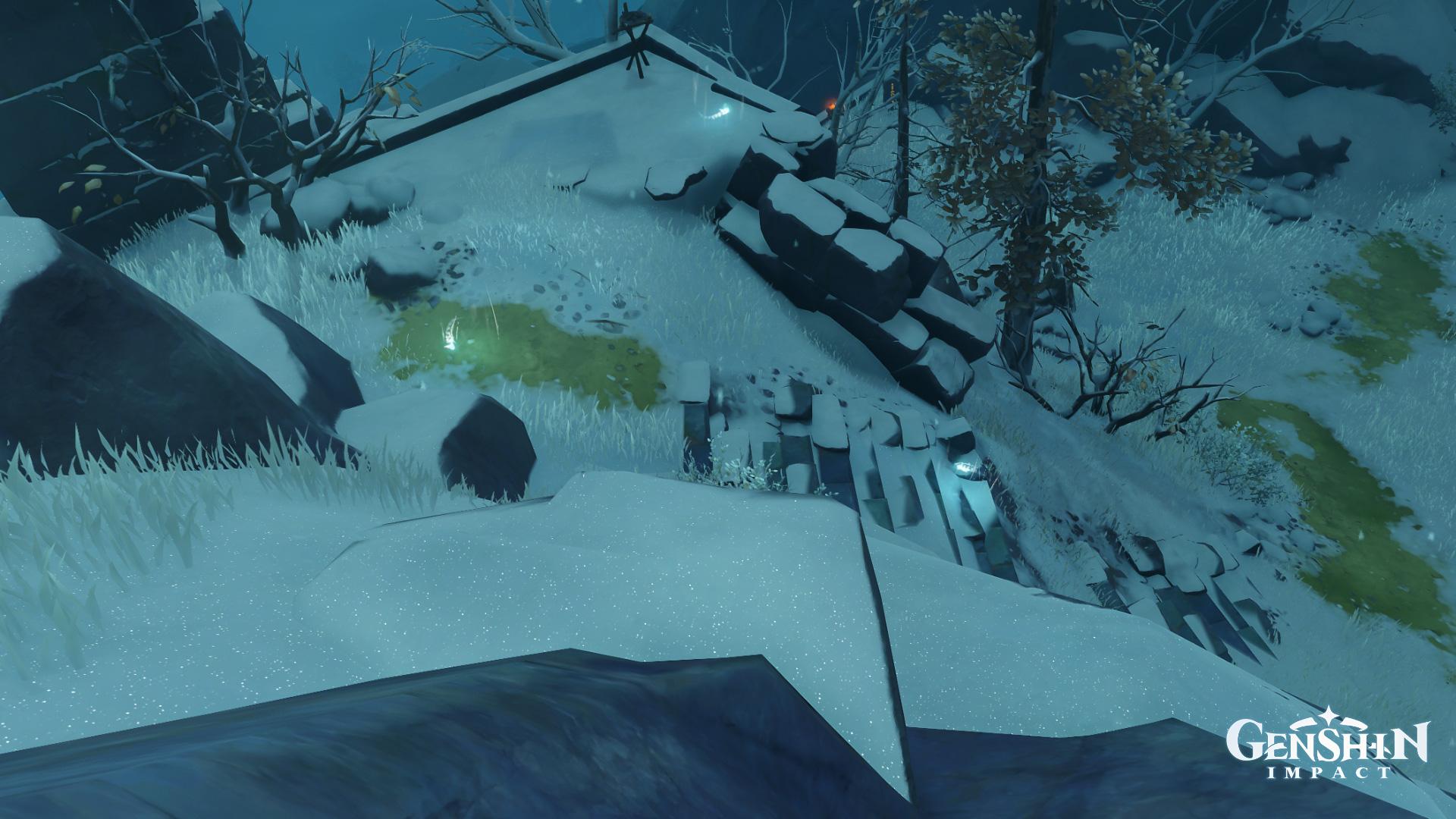 Boîte de prêtre Genshin Impact